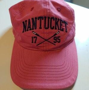 Nantucket 'ACK' HAT~ CAP STRAPBACK ANNIE & TEES